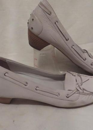 Туфли hogl кожа 40 размер