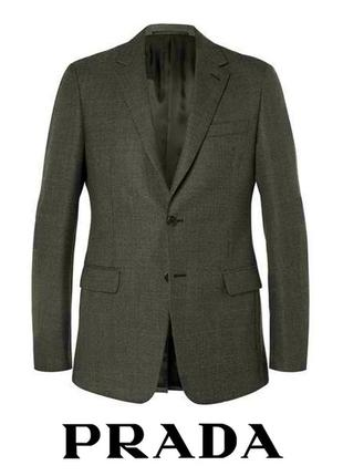 Prada пиджак блейзер оригинал isaia kiton brioni