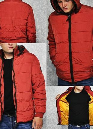Куртка-поховик демісезонний