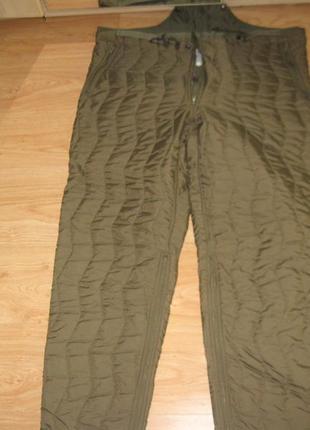 Камуфляж , брюки утепленние,британской армии 56-58р