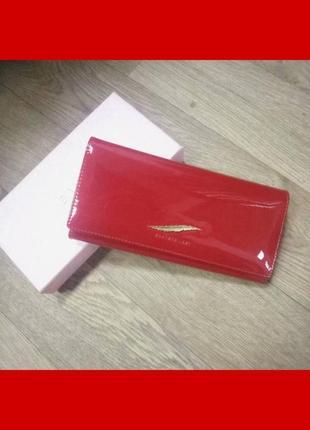 Женский кошелек balisa с807-011 red (красный)