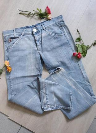 Культовые, винтажные джинсы, р.30