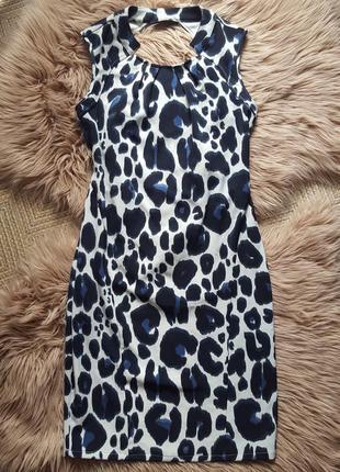 Платье kardashian,синее платье,черное платье,животный принт,ким кардашьян
