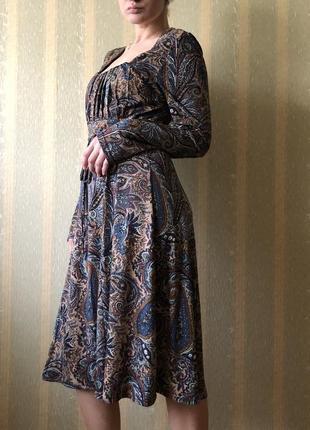 Черепаховое платье mosaic