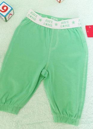 George fox штани піжамні для дому 3-6 місяців