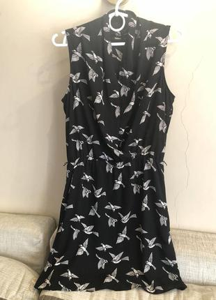 Платье oasis шифон