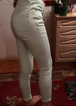 Джинсы брюки h&m