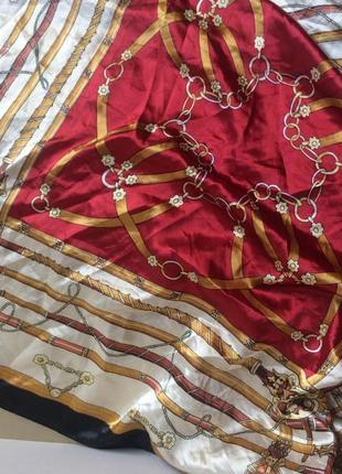 Красивый платок на шею италия