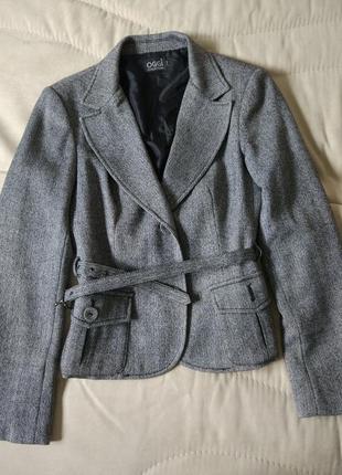 Пиджак пальто oggi гусиная лапка
