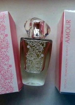 Avon amour парфюмированная вода из серии today tomorrow always