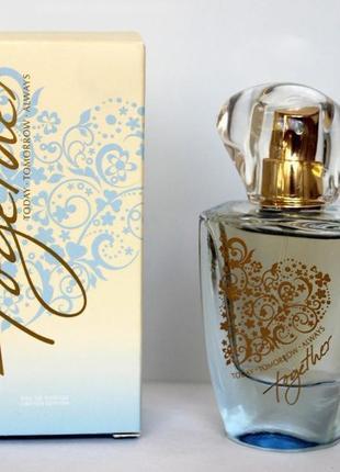 Avon together парфюмированная вода из серии today tomorrow always