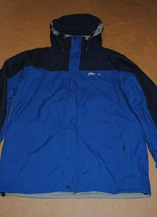 Berghaus aq2 куртка штормовка из новых