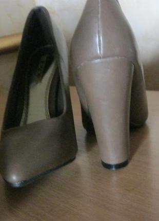 Отличные удобные туфли