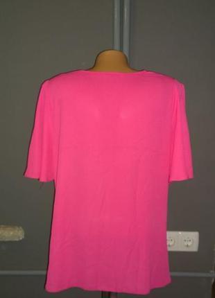 Свободная блуза с драпировкой george2 фото