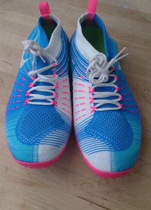 Оригинальные  новые nike free hyperfeel (180$)  40 - 40.5 крассовки  беговые фитнес спорт