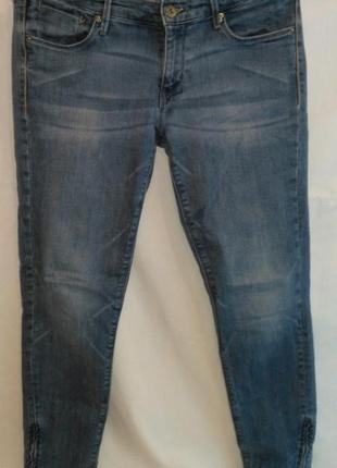 Очень  классные  фирменные   джинсы  стрейч  skinny