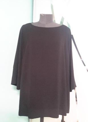 Легкая блузка/кофточка большой размер