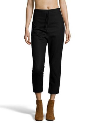 Must have! 100% шерсть. укороченные брюки/штаны/кюлоты twin-set by simona barbieri xs/s