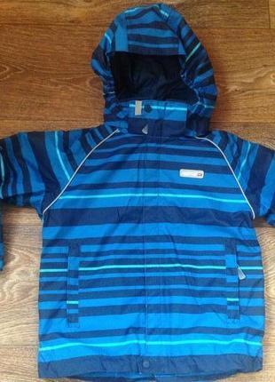 Демисезонная куртка reima tec, 104-110 см