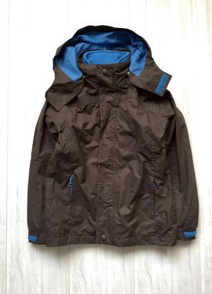 Демисезонная куртка 3 в 1