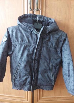 Демисезонная куртка для мальчика palomino