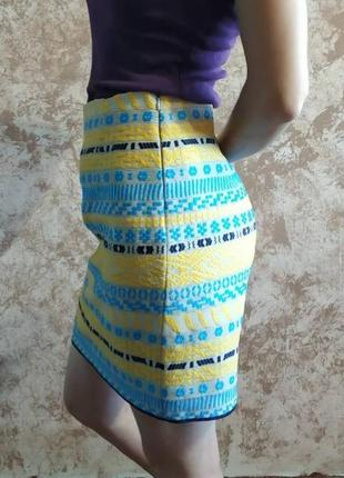 Юбка zara  woman made in portugal 8 размер