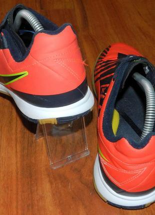 Nike t90! оригинальные, яркие футзалки-бампы4