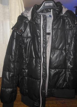 Курточка на мальчика geox