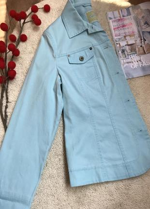 Пиджак джинсовая куртка