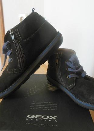Ботиночки на мальчика geox