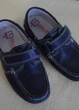 Туфли ортопедические от турецкого бренда kemal pafi 27р. в очень хорошем состоянии