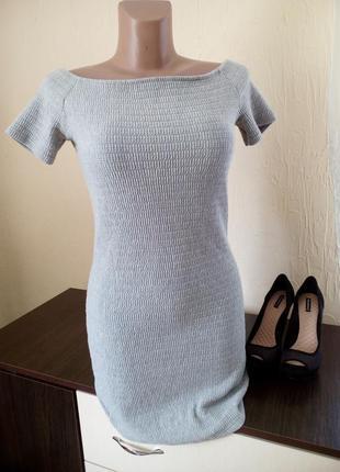 Стильняшна  сукня міні ! стан нової