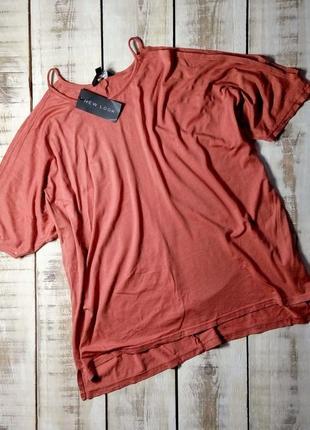 Свободная блуза, футболка new look