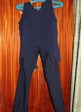 Комплект брюки и майка