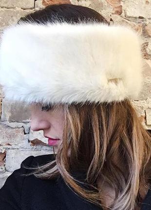 Мех /повязка/шапка