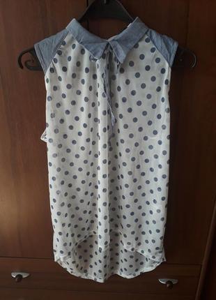 Легкая блузочка