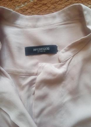 Блуза цвета пудры mcgregor