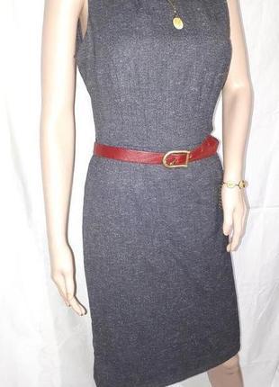 Платье футляр женское миди bhs сарафан s m
