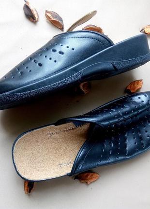 Босоножки кожа полнота плюс комфортные ортопедические на настоящей пробке р.39 много обуви