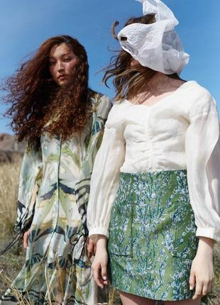 Блуза h&m conscious exclusive 2018