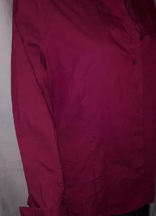 Рубашка классика женская с манжетами блуза  yessica распродажа2