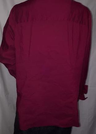 Рубашка классика женская с манжетами блуза  yessica распродажа3
