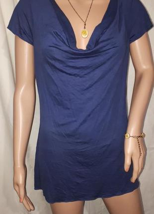 Женская футболка майка c кружевом на спине tom tailor