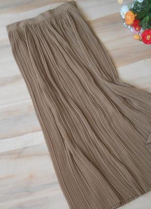 14 м гофрированная шифоновая юбка