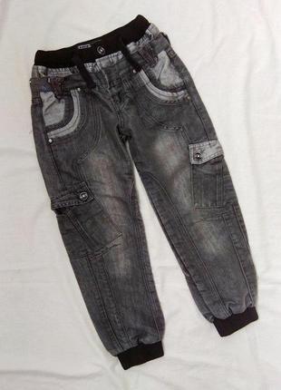 Джинсы 8-9 лет, джинсовые брюки