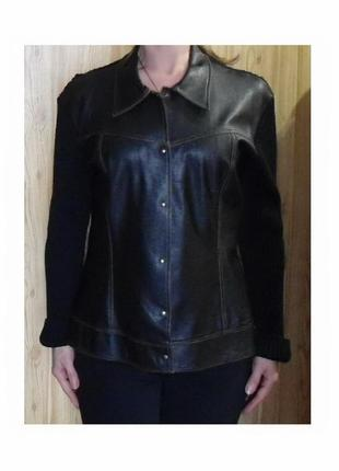 Курточка модная трикотажная