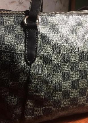 Louis vuitton сумка black-grey