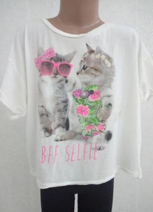 Очень классная футболка new look