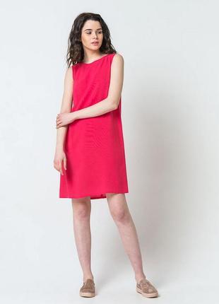 Платье майка штапель vovk размер s
