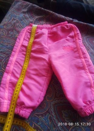 Спортивные штанишки  для маленькой  принцессы3